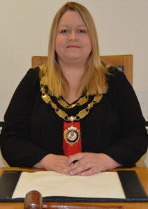 Image of Shildon Town Councillor Louise Mather