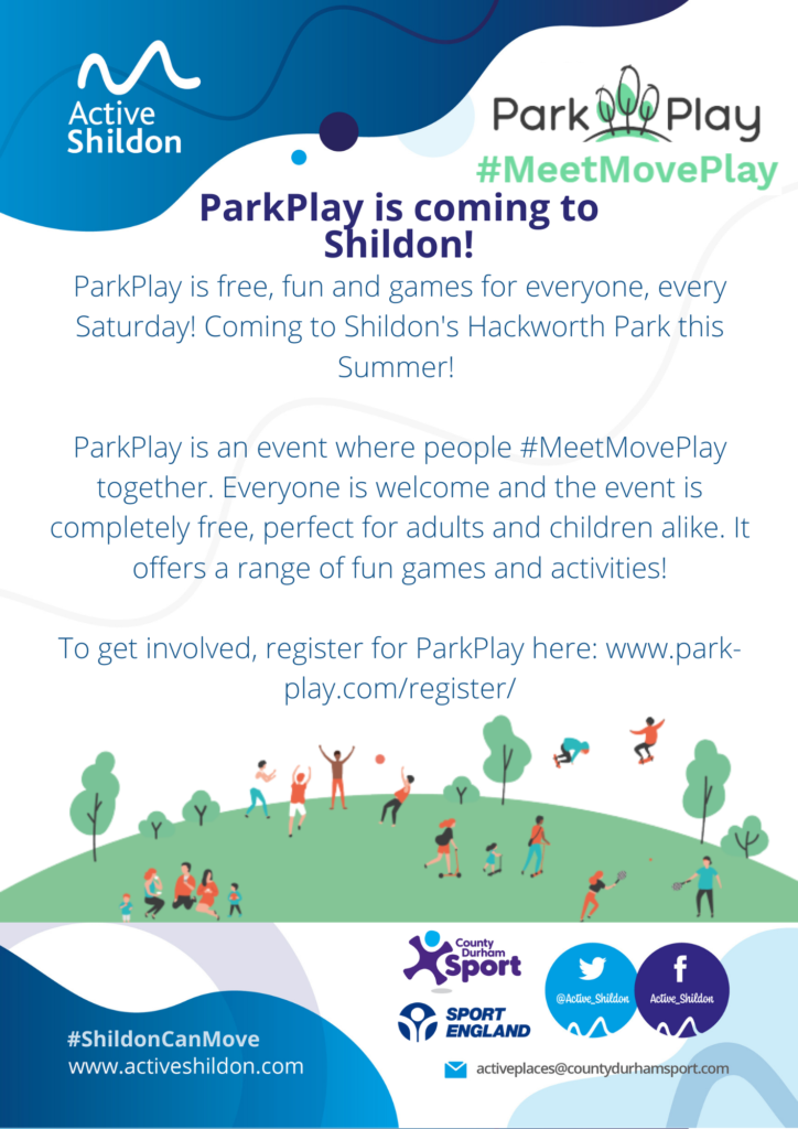 poster for parkplay