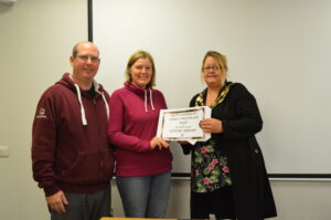 Shildon's Blooming Best Garden Competition Presentations- Stephanie Endersby